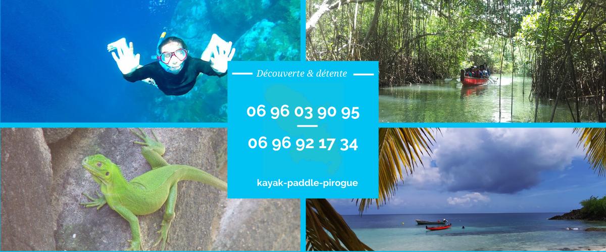 Kayak Évasion Martinique